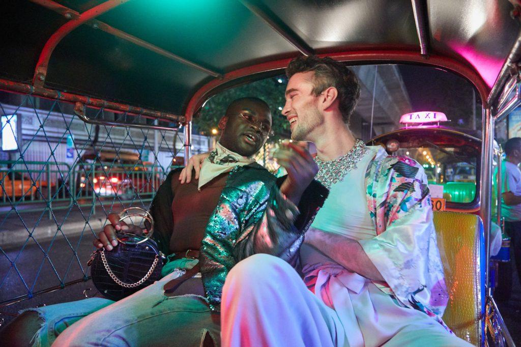 Gay nightlife, Bangkok, Thailand