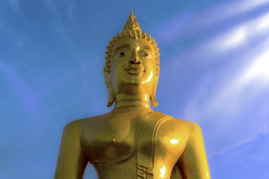 Wat Phra Khao Yai, Big Buddha Hill, Pattaya, Thailand