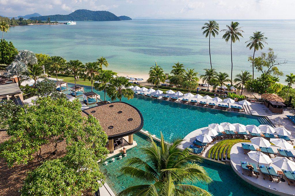 Pullman Phuket Panwa Beach Resort, Phuket, Thailand
