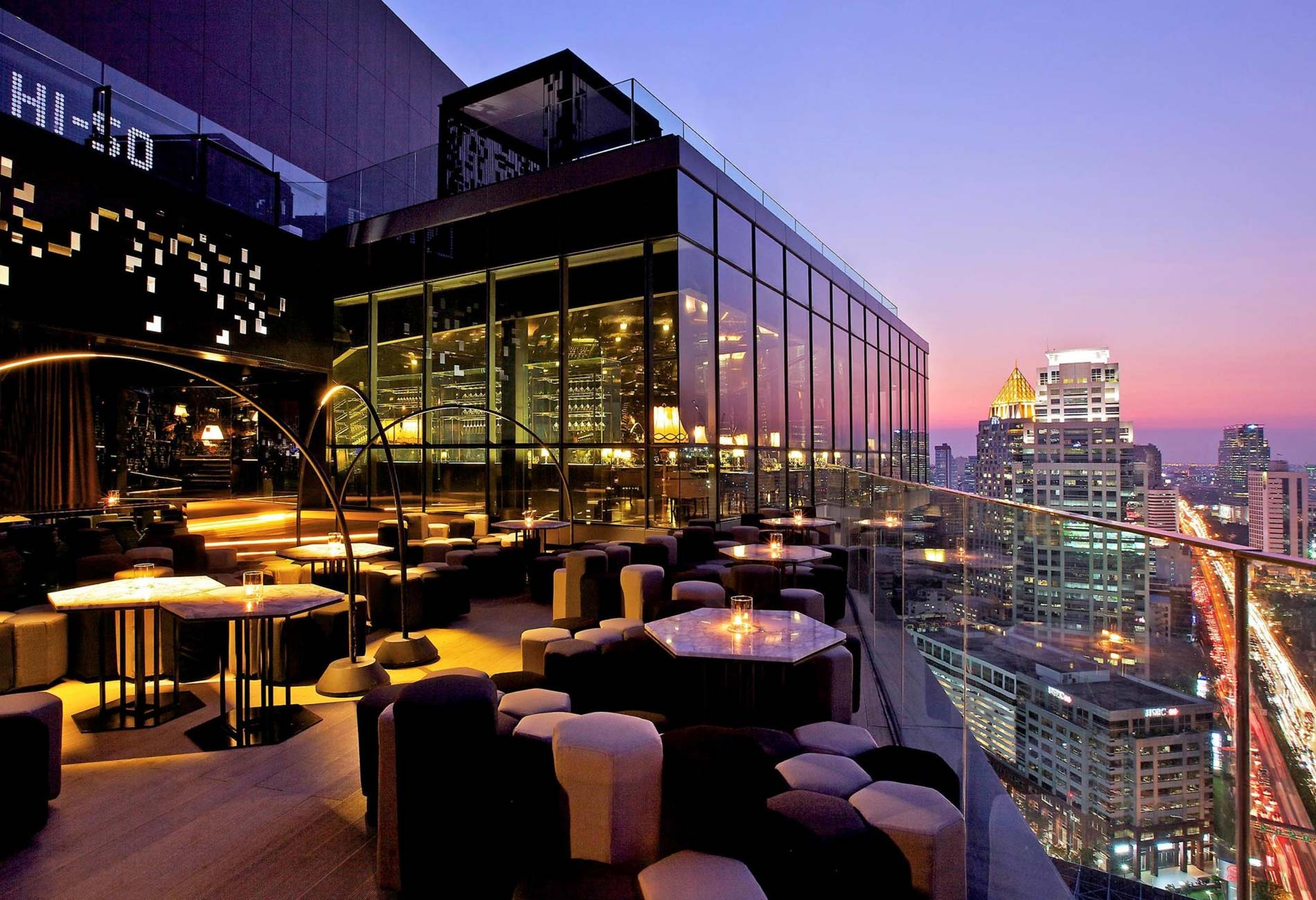 Let's get high - Great rooftop bars of Bangkok - Go Thai ...
