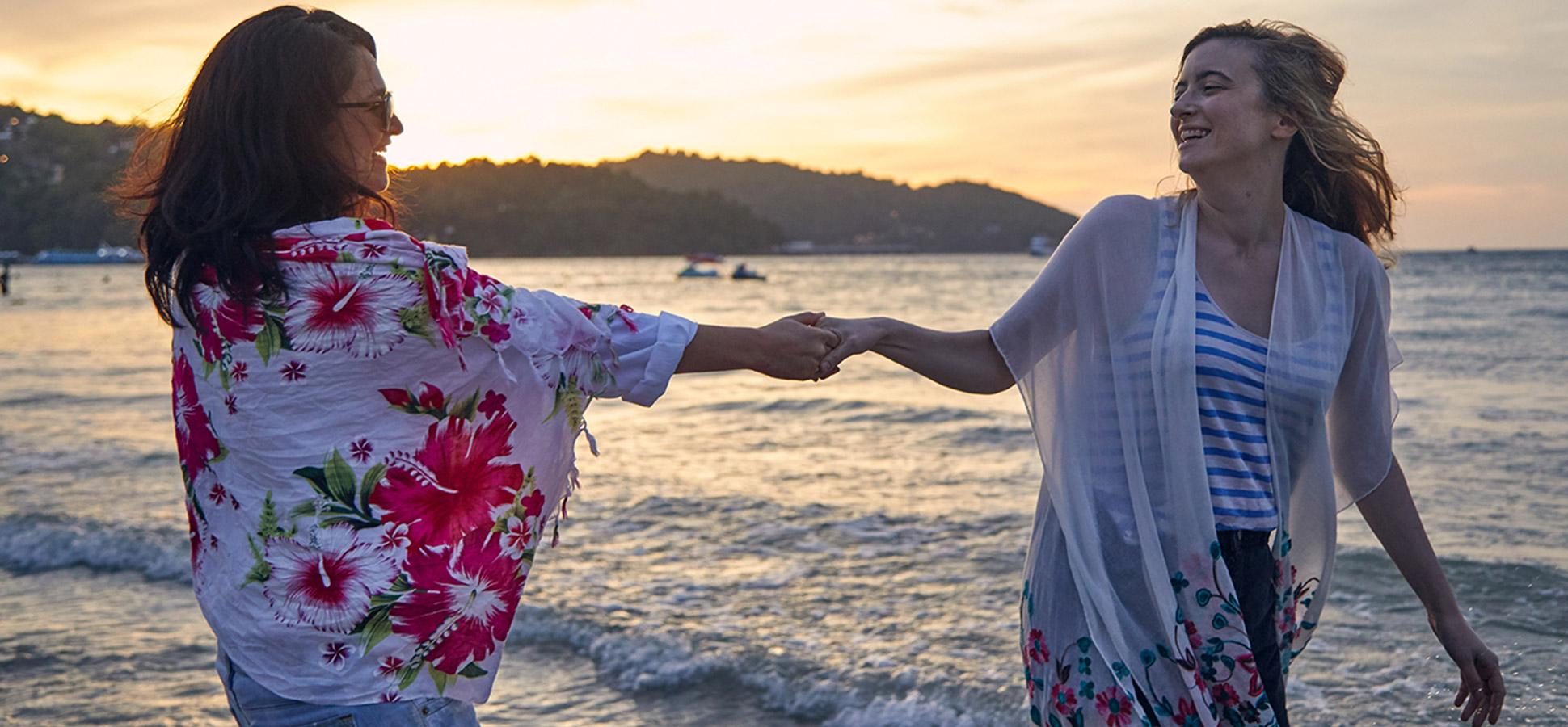 Phang Nga beach romance Go Thai Be Free
