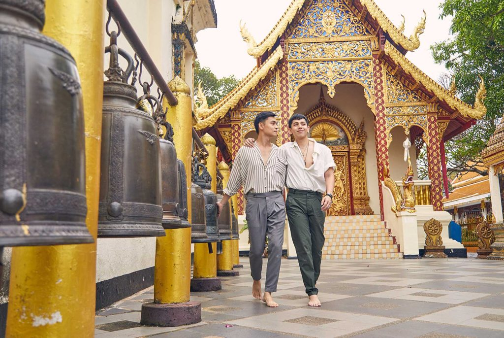 Temple hopping in Chiang Mai