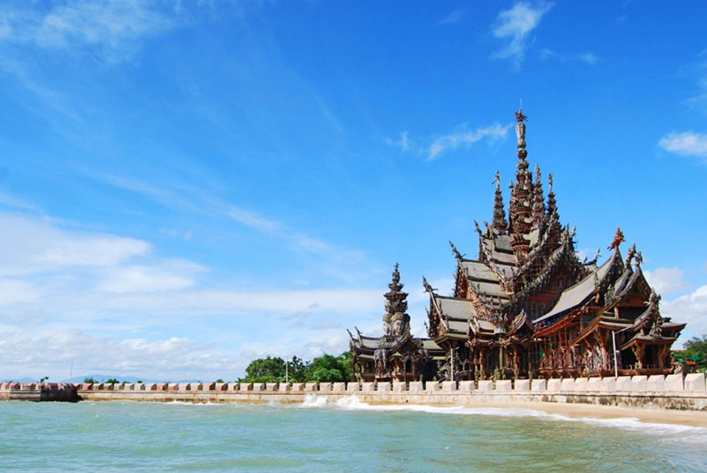 Pattaya's Sanctuary of Truth