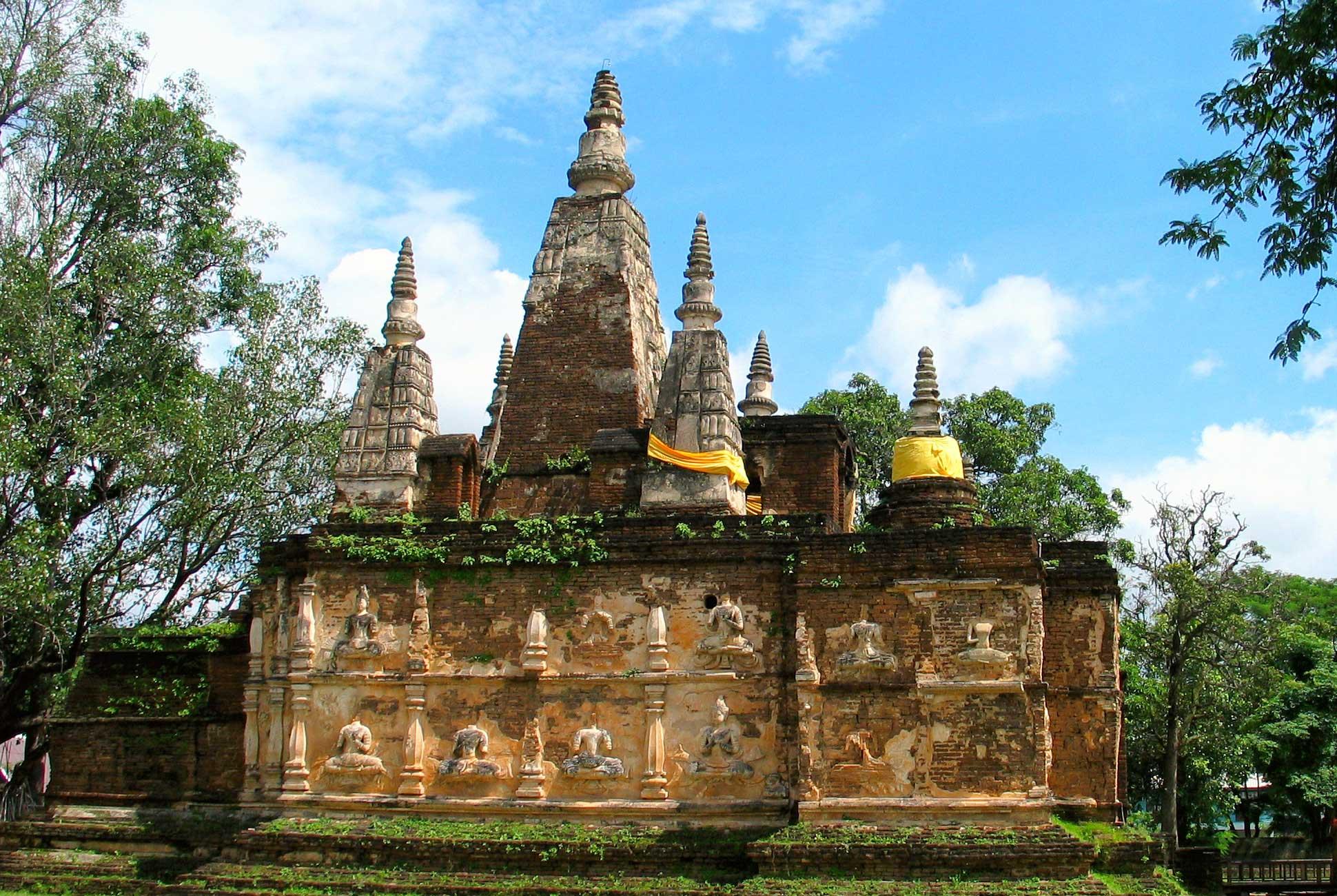 Wat Chet Yot, Chiang Mai