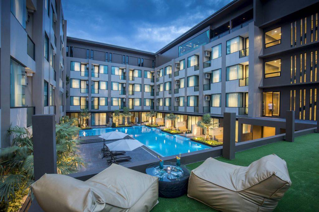 X2 Vibe Buriram Hotel, Buriram, Thailand