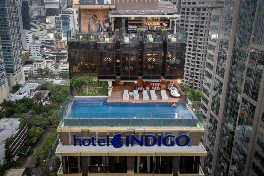 Hotel Indigo Bangkok Wireless Road, Bangkok, Thailand