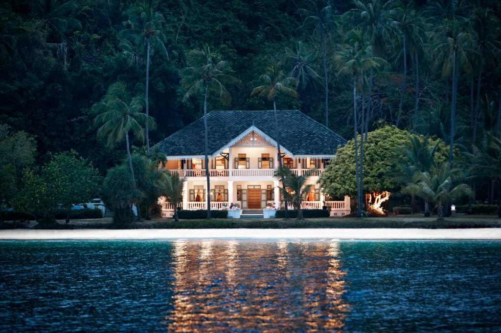 Cape Panwa Hotel, Phuket, Thailand