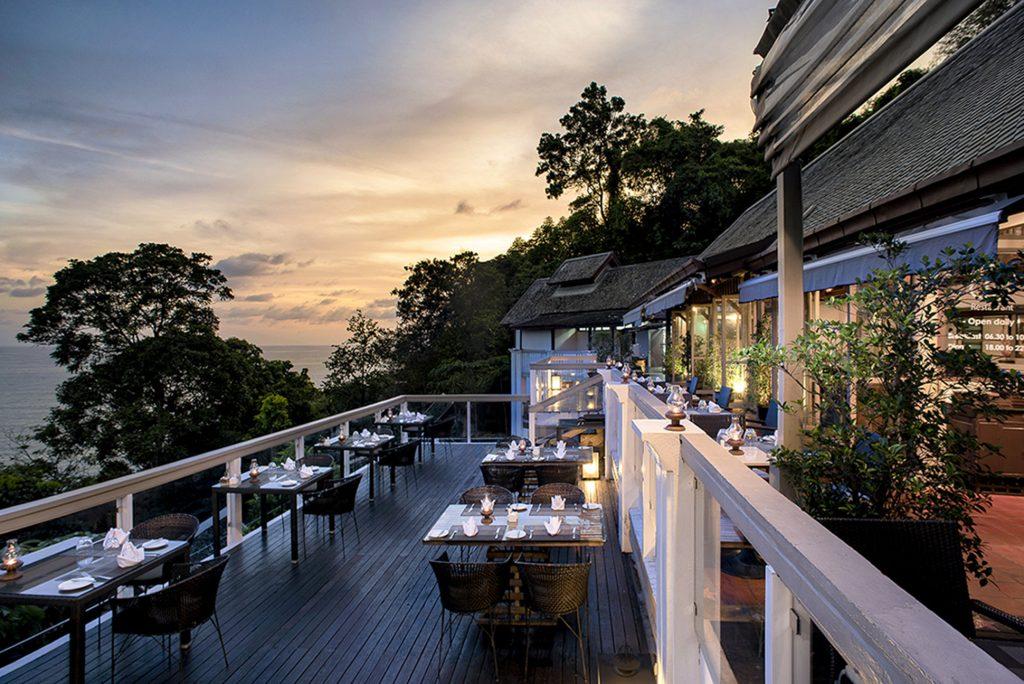 Centara Villas, Phuket, Thailand