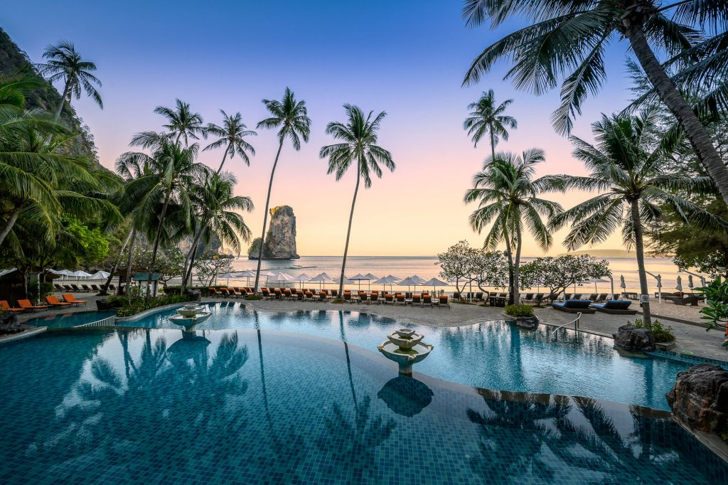 Centara Grand Beach Resort & Villas, Krabi, Thailand
