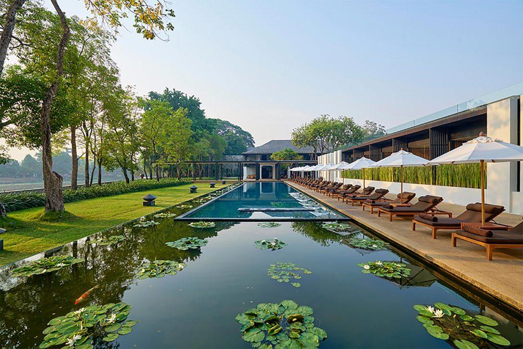 Anantara Chiang Mai Resort, Chiang Mai, Thailand
