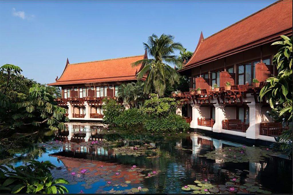 Anantara Hua Hin Resort, Hua Hin, Thailand