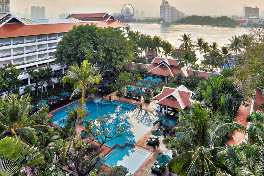 Anantara Riverside Bangkok Resort, Bangkok, Thailand