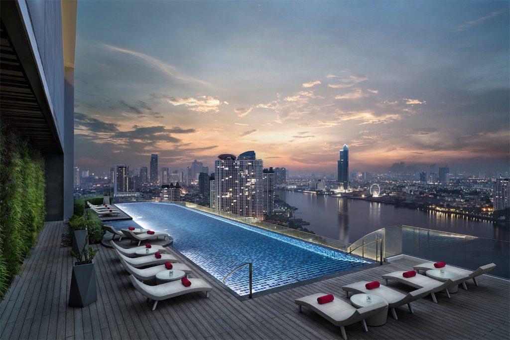 Avani+ Riverside Bangkok Hotel, Bangkok, Thailand