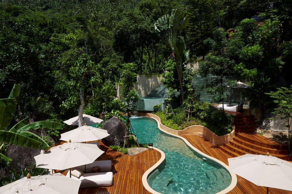 The Spa Resorts, Koh Samui, Thailand