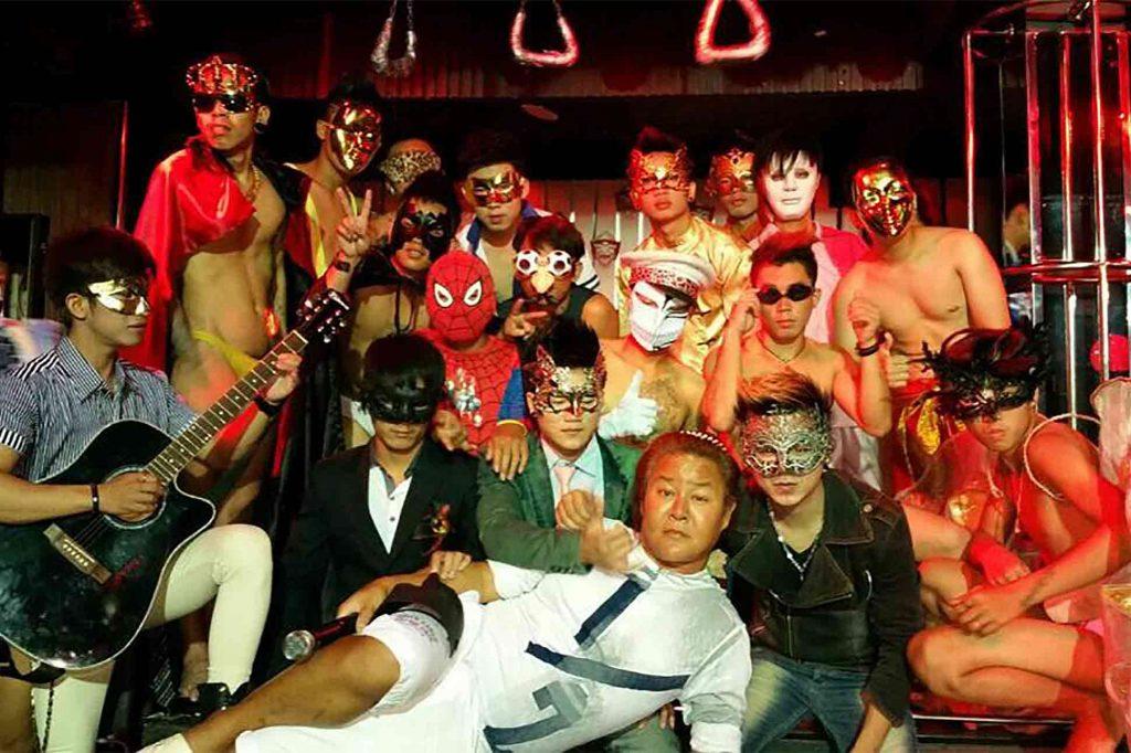 Adam's Apple Club, Chiang Mai, Thailand