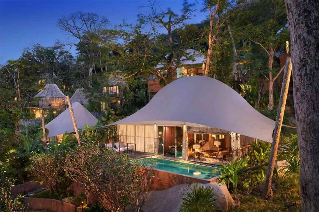 Keemala Phuket, an environmentally-friendly Thailand resort