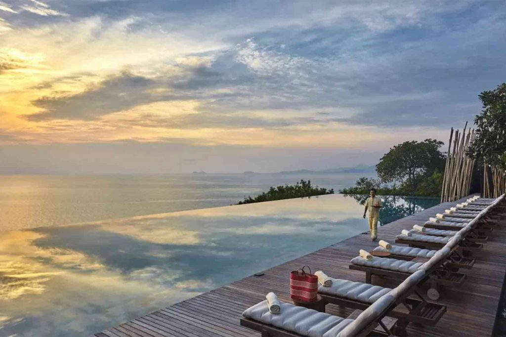 Six Senses Hideaway, Koh Samui, a sustainable Thailand hotel