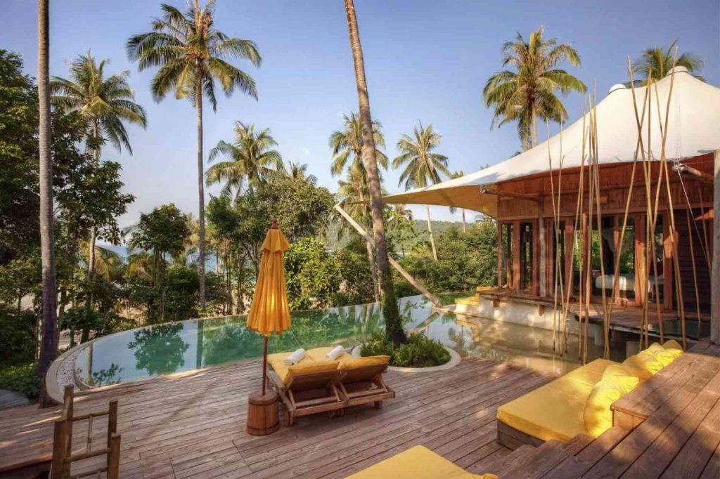 Soneva Kiri, Koh Kood, an eco-friendly Thailand hotel
