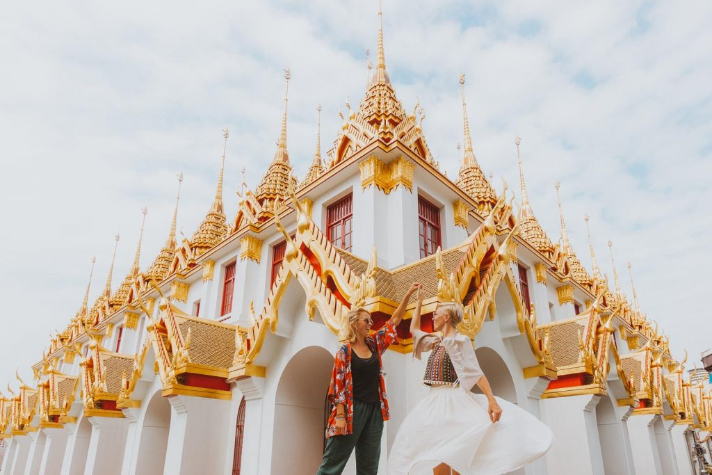 Once Upon A Journey in Bangkok, Thailand
