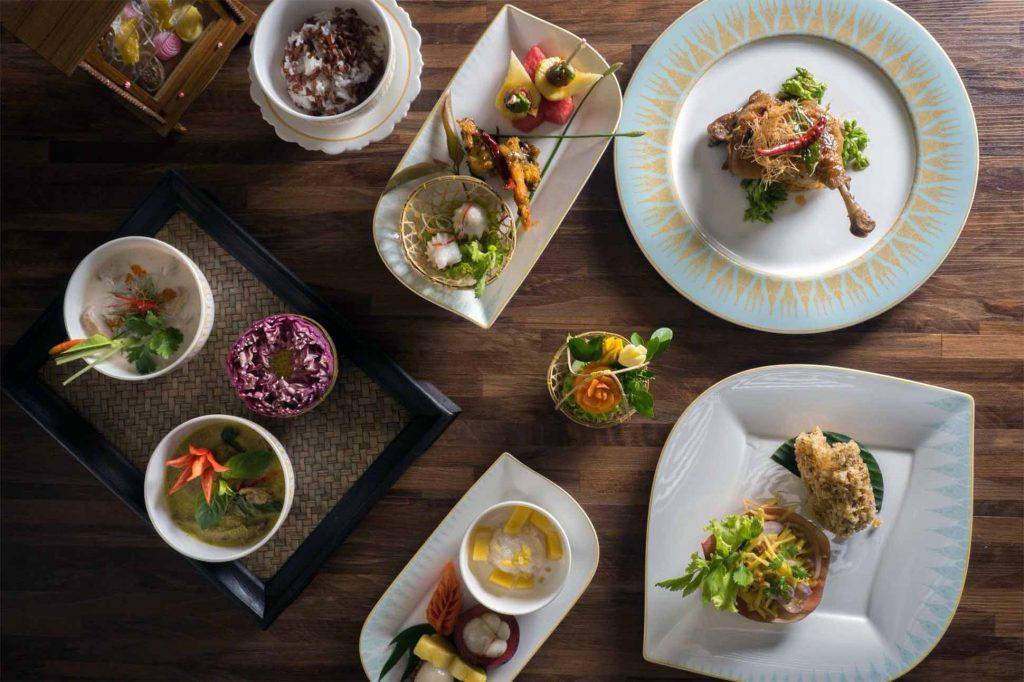 A fine dining experience at Sala Rin Nam, Mandarin Oriental Bangkok