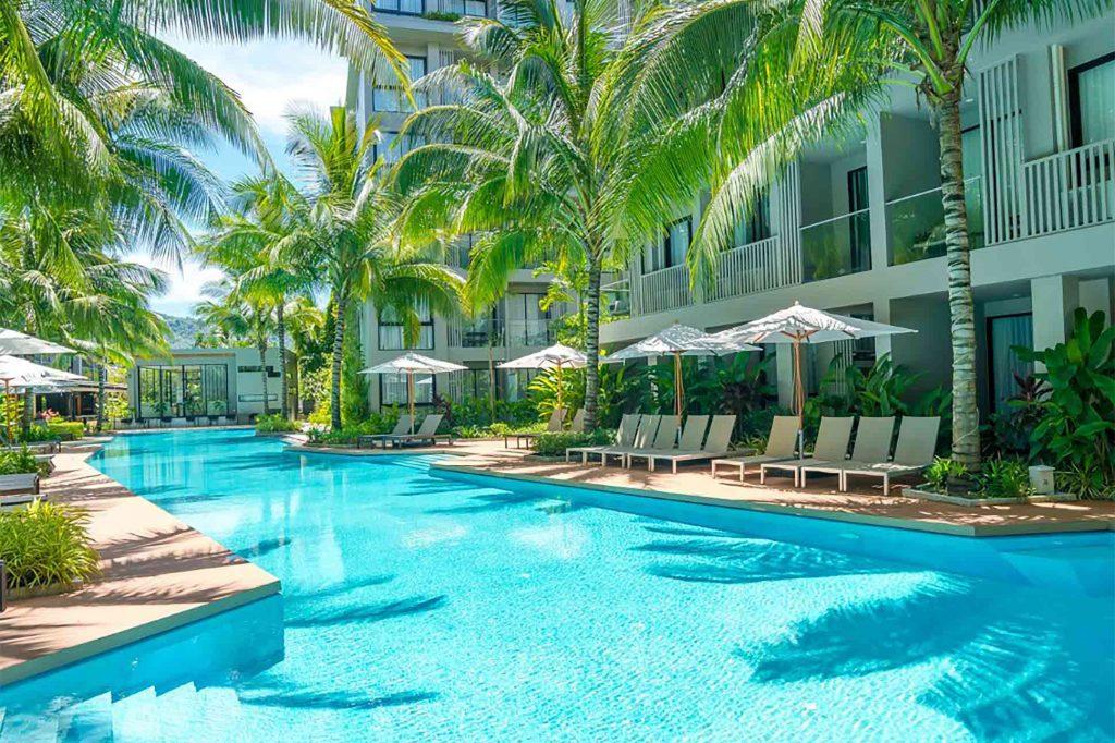 Diamond Resort, Phuket, Thailand