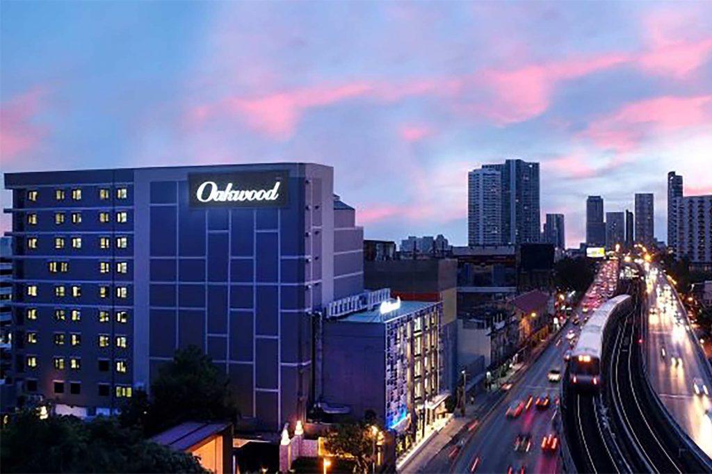 Oakwood Hotel & Residence Bangkok, Bangkok
