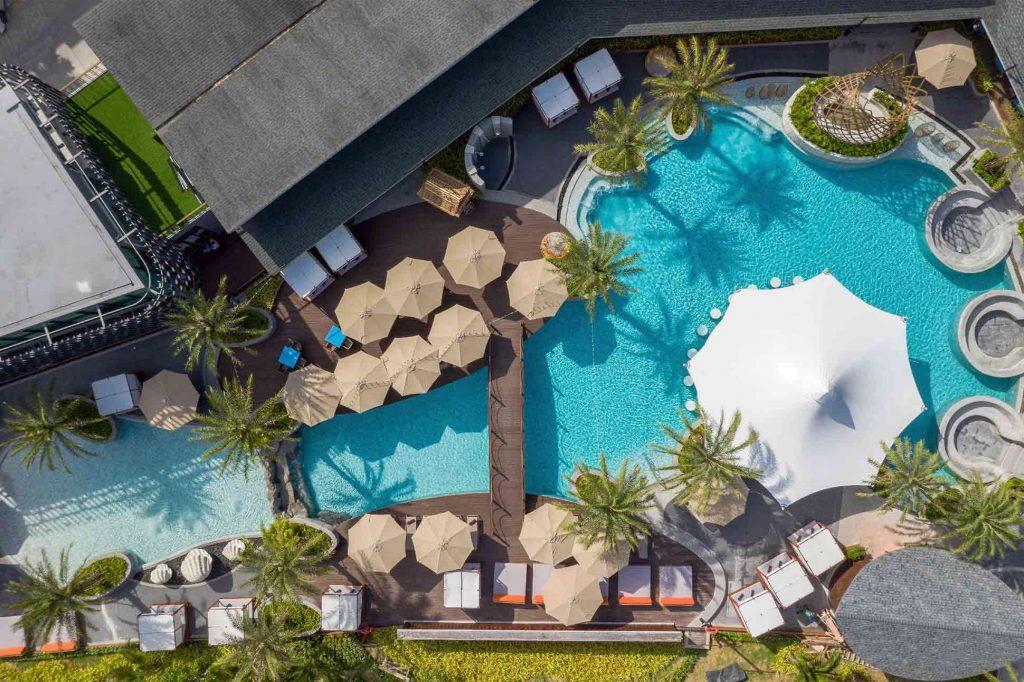Patong Bay Hill Resort, Phuket, Thailand