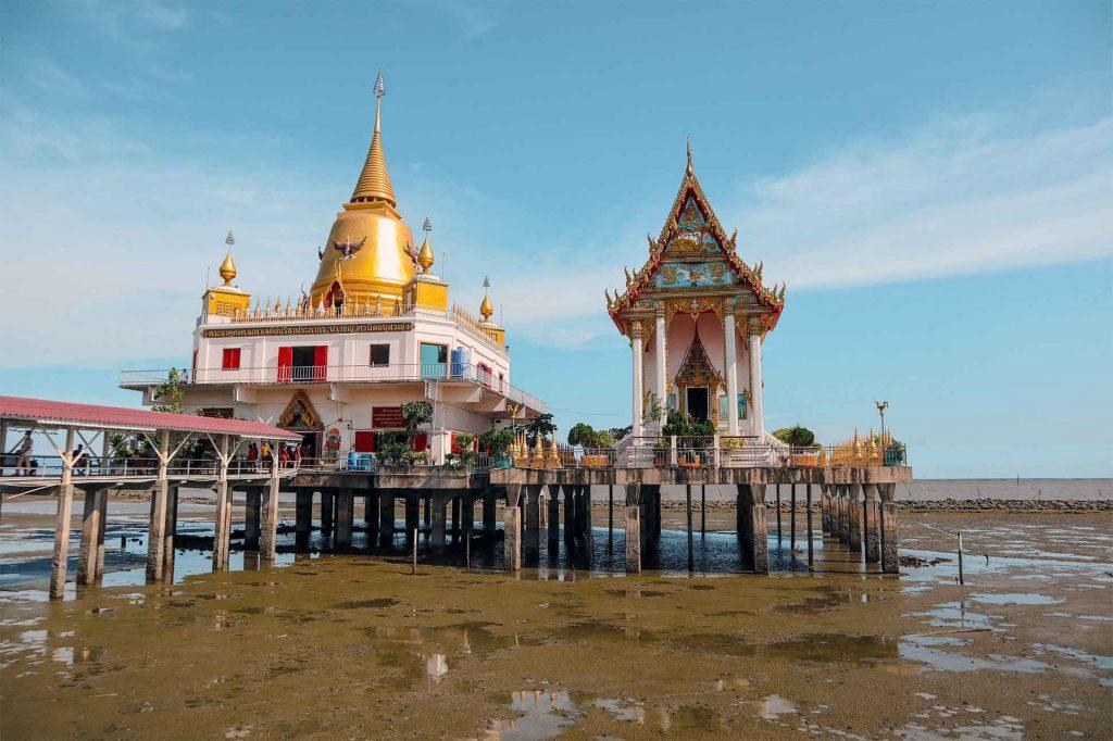 Wat Hong Thong, Bang Pakong
